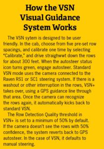 VSN Visual Guidance System