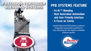 Precision Fertilizer Blending