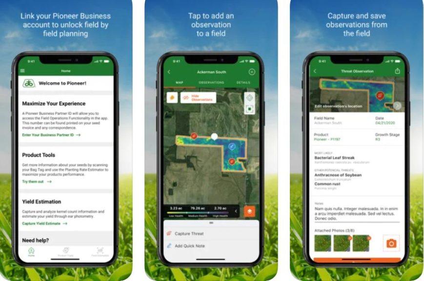 Pioneer Seeds App