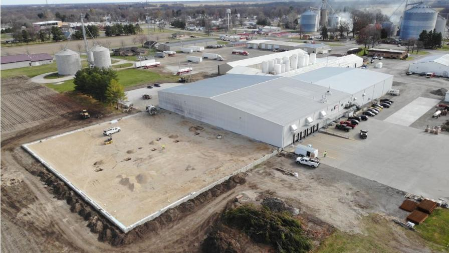 Brandt Production Facility Pleasant Plains IL