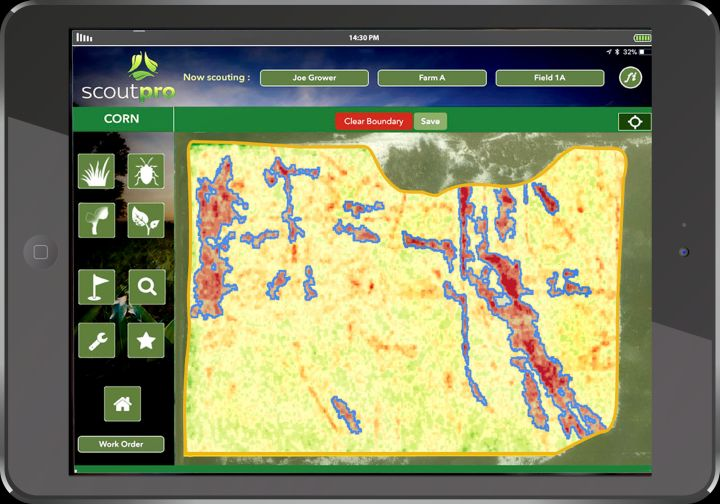 Data-Driven Scouting Tools Boost Productivity for Today's Agronomists