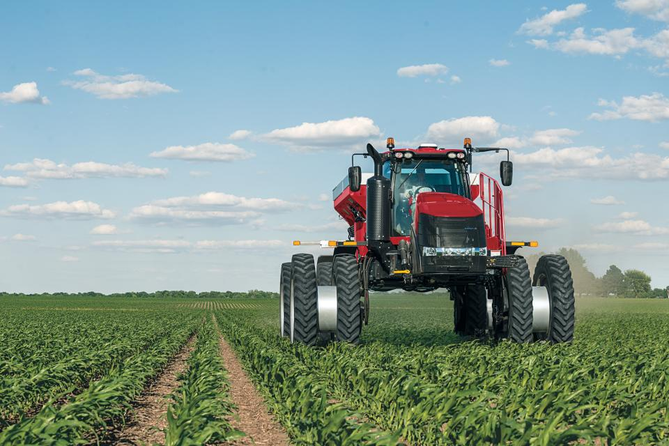 Trident from Case IH Wins Product of the Decade Honors