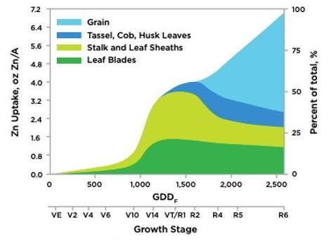 Corn Zinc Demand Curve