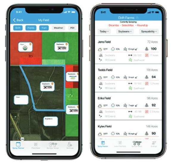 Drift App by Aker Technologies