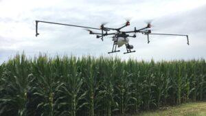 drone spray technology