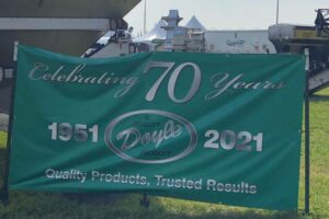D - Doyle 70th Anniversary