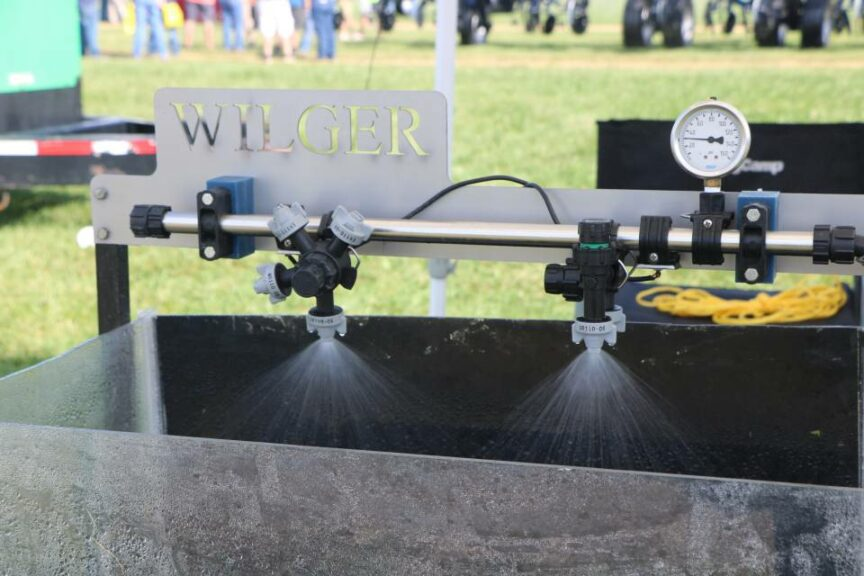W - Wilger Spray Nozzles and Tips